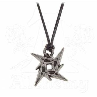 Collar Metallica - ALCHEMY GOTHIC - Ninja, ALCHEMY GOTHIC, Metallica