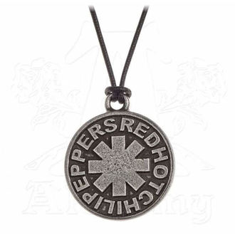 Collar Red Hot Chilli Peppers - ALCHEMY GOTHIC - Asterisk Round, ALCHEMY GOTHIC, Red Hot Chili Peppers