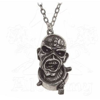 Collar Iron Maiden - ALCHEMY GOTHIC - Piece Of Mind - PP504