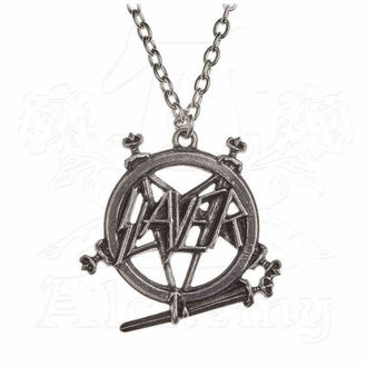 Collar Slayer - ALCHEMY GOTHIC - Pentagram - PP508