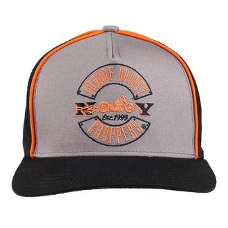 Cap ORANGE COUNTY CHOPPERS - Paul Senior - Black / Grey / Orange, ORANGE COUNTY CHOPPERS