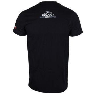 t-shirt men's - Circle Stamp - ORANGE COUNTY CHOPPERS, ORANGE COUNTY CHOPPERS