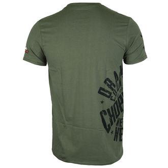t-shirt men's - Side Circle - ORANGE COUNTY CHOPPERS, ORANGE COUNTY CHOPPERS