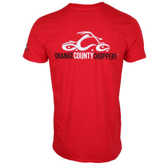 t-shirt men's - Logo - ORANGE COUNTY CHOPPERS, ORANGE COUNTY CHOPPERS