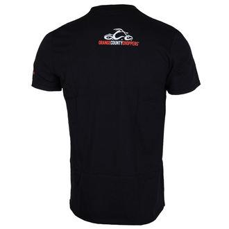 t-shirt men's - Rebel - ORANGE COUNTY CHOPPERS - OCCTS03502