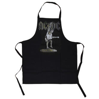 Apron AC / DC - Stiff Upper Lip Apron - LOW FREQUENCY, LOW FREQUENCY, AC-DC
