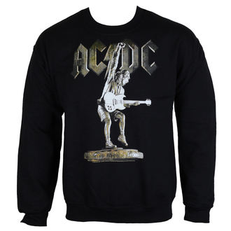 sweatshirt (no hood) men's AC-DC - Stiff Upper Lip - LOW FREQUENCY, LOW FREQUENCY, AC-DC