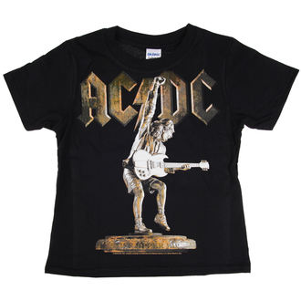 t-shirt metal men's children's AC-DC - Stiff Upper Lip - LOW FREQUENCY, LOW FREQUENCY, AC-DC