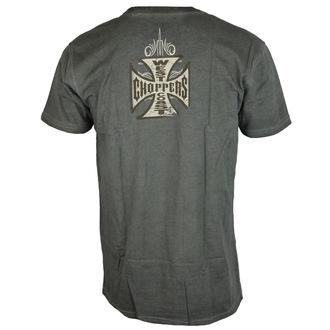t-shirt men's - BRIDGE - West Coast Choppers, West Coast Choppers