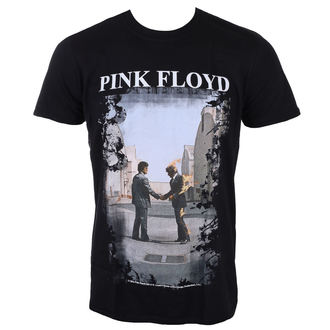 t-shirt metal men's Pink Floyd - Burning Man - LOW FREQUENCY, LOW FREQUENCY, Pink Floyd