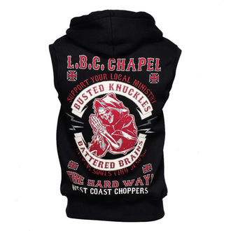 vest - CHAPEL - West Coast Choppers, West Coast Choppers