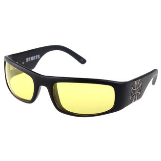 Glasses West Coast Choppers - YELLOW, West Coast Choppers
