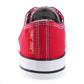 low sneakers men's women's - West Coast Choppers - WCCSH014RD
