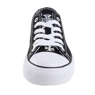 low sneakers men's women's - WARRIOR LOW-TOP - West Coast Choppers, West Coast Choppers