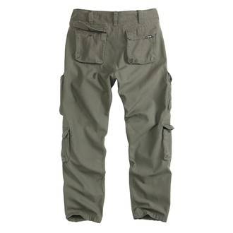 Pants men's SURPLUS - AIRBORNE SLIMMY - OLIV GEWAS, SURPLUS