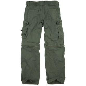 Pants men's SURPLUS - ROYAL OUTBACK - GREEN - 05-3701-64