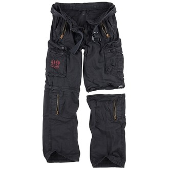 Pants men's SURPLUS - ROYAL OUTBACK - BLACK, SURPLUS