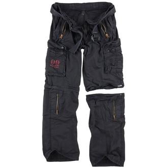 Pants men's SURPLUS - ROYAL OUTBACK - BLACK - 05-3701-65