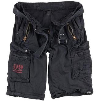 Pants men's SURPLUS - ROYAL OUTBACK - BLACK, SURPLUS