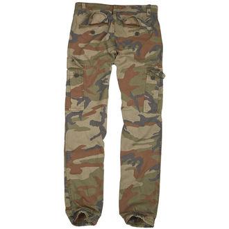 Pants men's SURPLUS - 4 COL CAMO - 05-3801-36