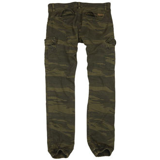 Pants men's SURPLUS - GREEN-CAMO, SURPLUS