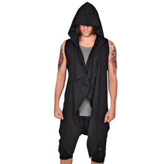 vest women's unisex - Black - AMENOMEN, AMENOMEN