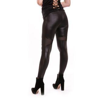 Pants women's (leggings) CUPCAKE CULT - HNET - BLACK, CUPCAKE CULT