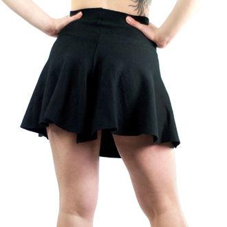 skirt women's INNOCENT LIFESTYLE - BARNEY - BLACK, INNOCENT LIFESTYLE