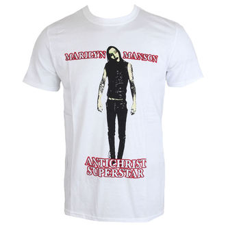t-shirt metal men's Marilyn Manson - Antichrist - ROCK OFF, ROCK OFF, Marilyn Manson