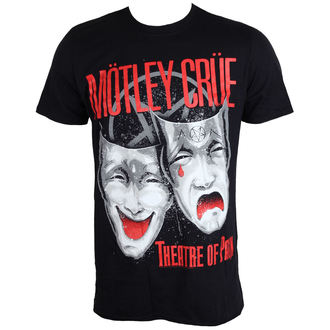 t-shirt metal men's Mötley Crüe - Theatre Of Pain - ROCK OFF, ROCK OFF, Mötley Crüe