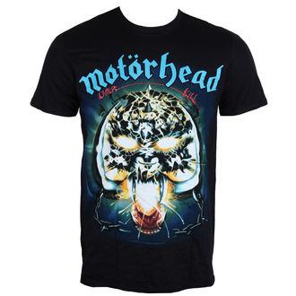 t-shirt metal men's Motörhead - Overkill - ROCK OFF, ROCK OFF, Motörhead