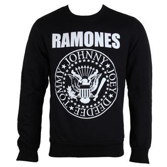 sweatshirt (no hood) men's Ramones - Presidential Seal - ROCK OFF, ROCK OFF, Ramones