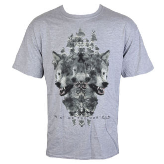 t-shirt metal men's Bring Me The Horizon - Wolven - ROCK OFF, ROCK OFF, Bring Me The Horizon
