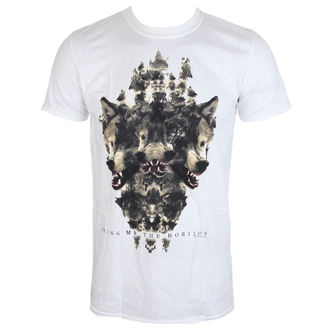 t-shirt metal men's Bring Me The Horizon - Wolven Version 2 - ROCK OFF - BMTHTS09MW