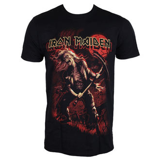 t-shirt metal men's Iron Maiden - Benjamin Breeg - ROCK OFF, ROCK OFF, Iron Maiden