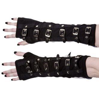 Sleeves POIZEN INDUSTRIES - ARMWARMERS - BLACK / SILVER, POIZEN INDUSTRIES