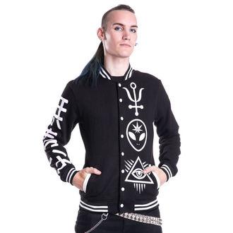 sweatshirt (no hood) men's - DEALER VARSITY - HEARTLESS, HEARTLESS