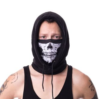 Balaclava POIZEN INDUSTRIES - SM2 SNOOD - WHITE, POIZEN INDUSTRIES