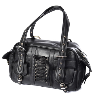handbag (bag) POIZEN INDUSTRIES - BECCA - BLACK, POIZEN INDUSTRIES