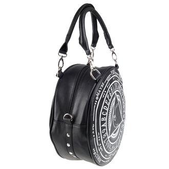 handbag (bag) POIZEN INDUSTRIES - CURSE - BLACK