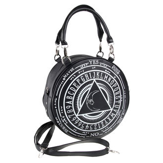 handbag (bag) POIZEN INDUSTRIES - CURSE - BLACK, POIZEN INDUSTRIES