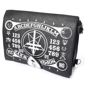 handbag (bag) POIZEN INDUSTRIES - OCCULT - BLACK, POIZEN INDUSTRIES