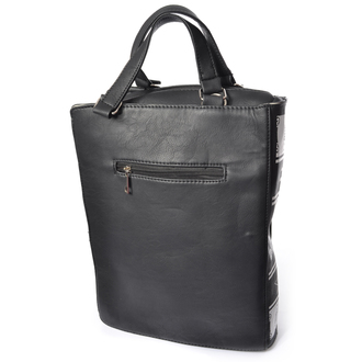 handbag (bag) POIZEN INDUSTRIES - WITCHCRAFT - BLACK, POIZEN INDUSTRIES