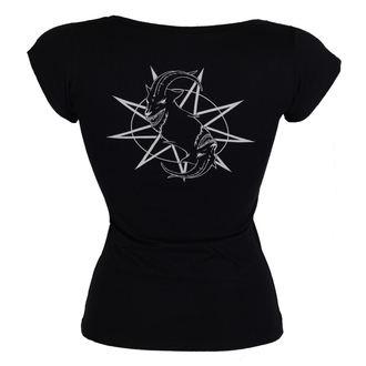 t-shirt metal women's Slipknot - Goat Star Logo - ROCK OFF, ROCK OFF, Slipknot