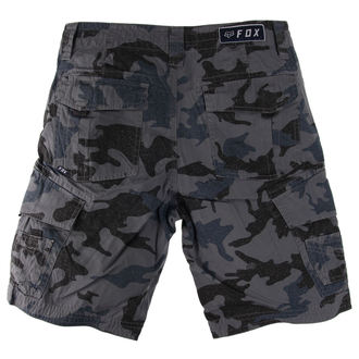 Shorts men's FOX - Slambozo Cargo - Black Camo - 19044-247