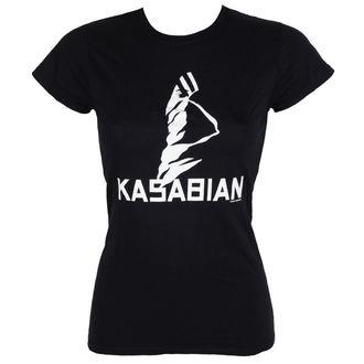 t-shirt metal women's Kasabian - Ultra Skinny - ROCK OFF - KASTS02LB