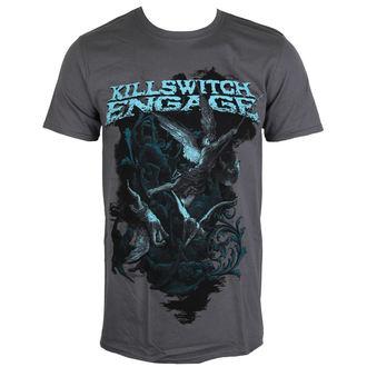 t-shirt metal men's Killswitch Engage - Battle - ROCK OFF, ROCK OFF, Killswitch Engage