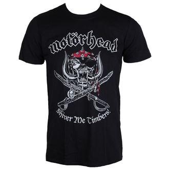 t-shirt metal men's Motörhead - Shiver Me Timbers - ROCK OFF, ROCK OFF, Motörhead