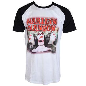 t-shirt metal men's Marilyn Manson - Sweet Dreams - ROCK OFF, ROCK OFF, Marilyn Manson