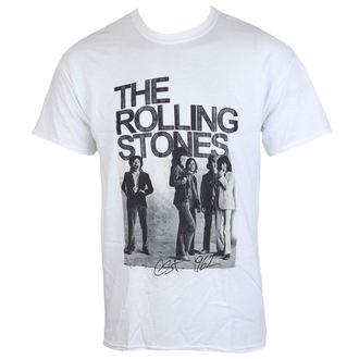 t-shirt metal men's Rolling Stones - Est 1962 - ROCK OFF - RSTEE06MW